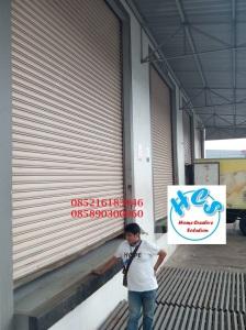 ahli service rolling door industri