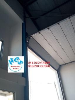 biaya service garasi door